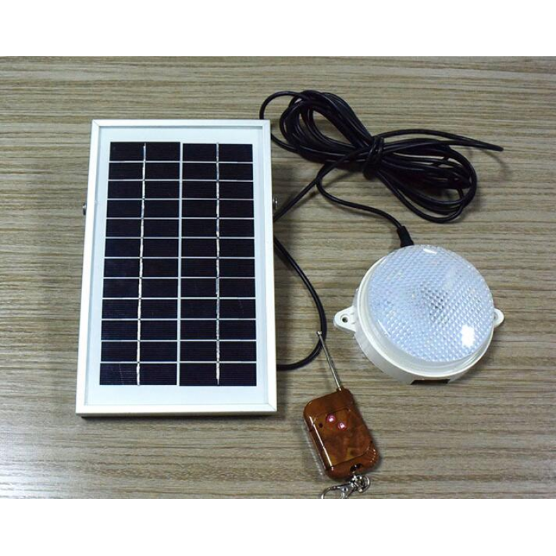 Solar Ceiling Light 3w All In One Package For Indoor