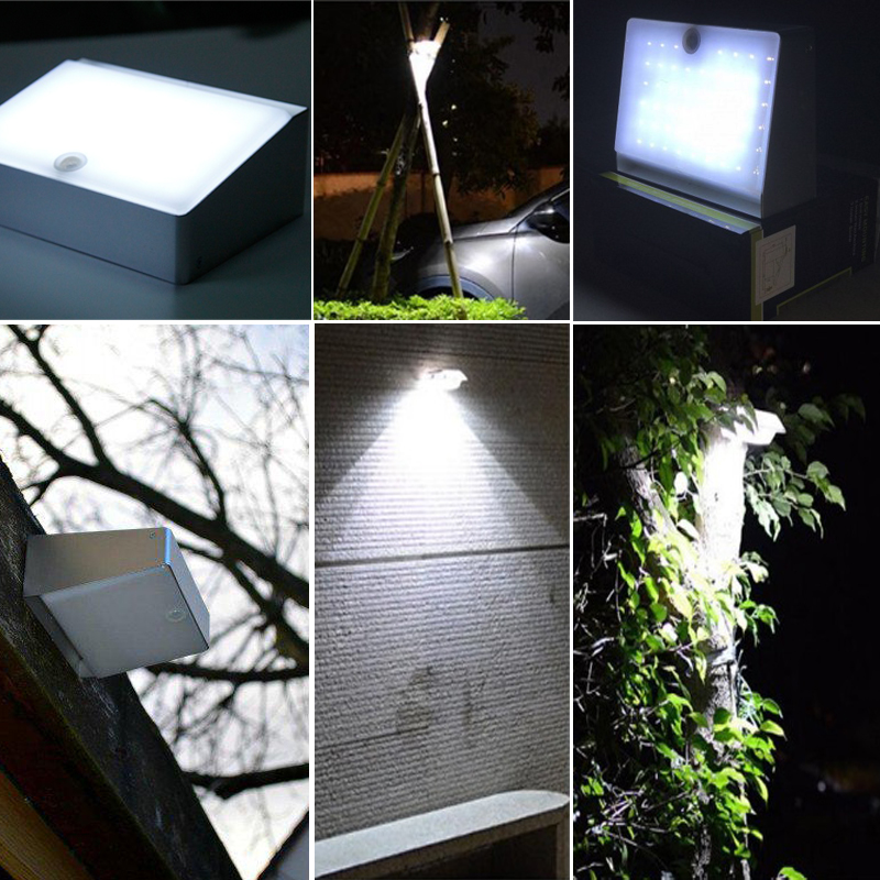 Solar Security Lights Package Solar Lights For Outdoor