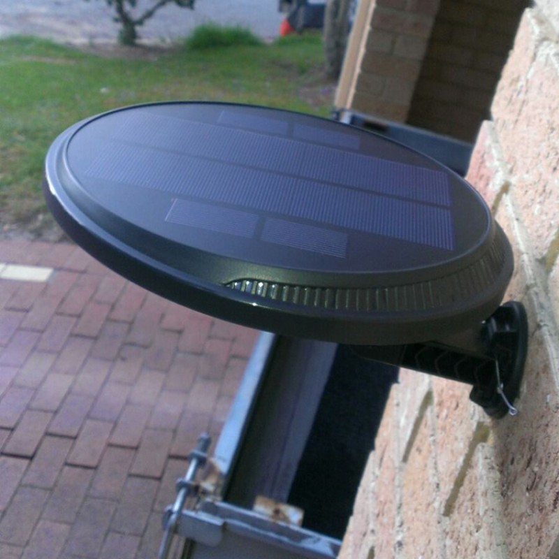 Rotatable Solar Motion Sensor Light Long Lasting Led